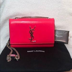 YSL Monogram Kate Small Leather Chain Bag